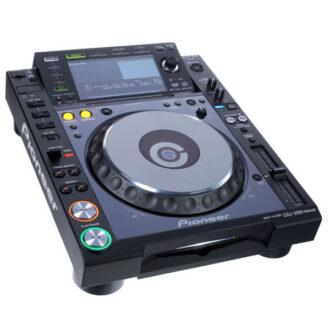 Pioneer CDJ-2000NXS
