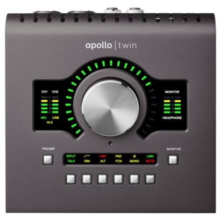 Audio Apollo Twin Mkii Quad2