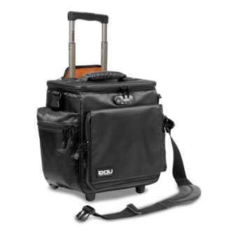 UDG Ultimate SlingBag Trolley DeLuxe MK2 Black, Orange Inside