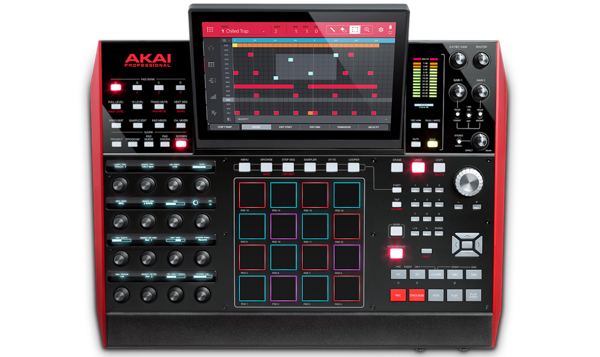 Introducing MPC X and MPC Live, the next generation of standalone MPCs.