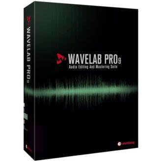 Steinberg WaveLab Pro 9 EE