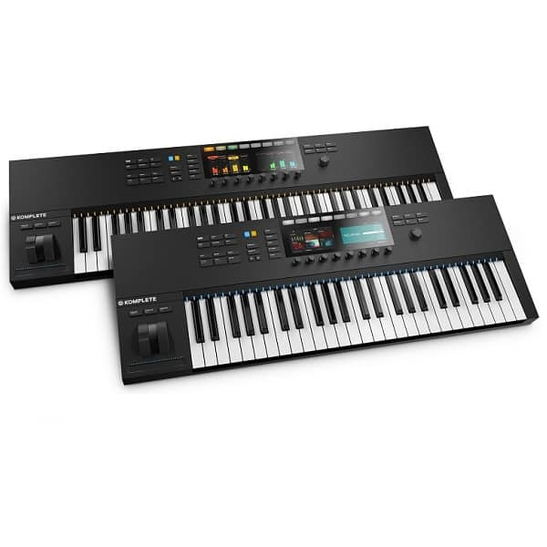 Native Instruments Komplete Kontrol S49 Mk2_2