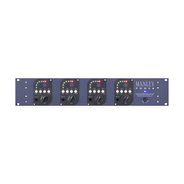 Manley Force Four Channel Mic Preamp_01