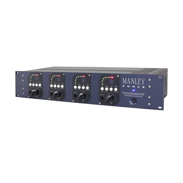 Manley Force Four Channel Mic Preamp_04