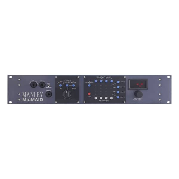Manley Micmaid Mic-Mic Preamp MatrixSwitcher_1