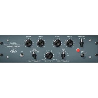 Manley Stereo PULTEC (EQP-1A TYPE) EQ