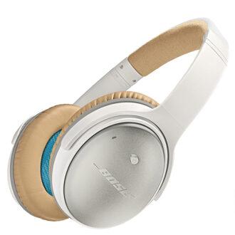 Bose QuietComfort 25 (Apple) White_1