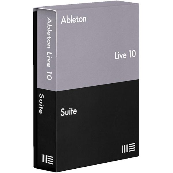 Ableton Live 10 Suite Edition_1