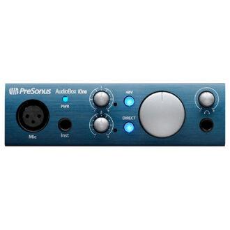 PreSonus AudioBox iOne_1