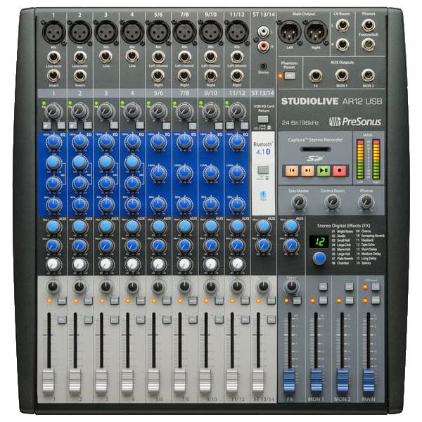 PreSonus StudioLive AR12 USB_1