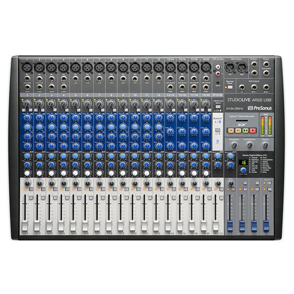 PreSonus StudioLive AR22 USB_1