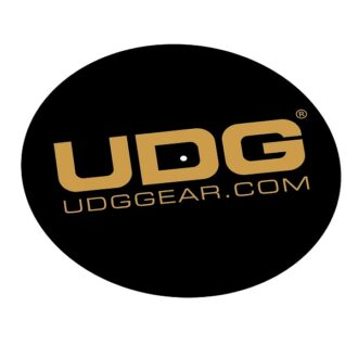 UDG Turntable Slipmat Set Black Golden