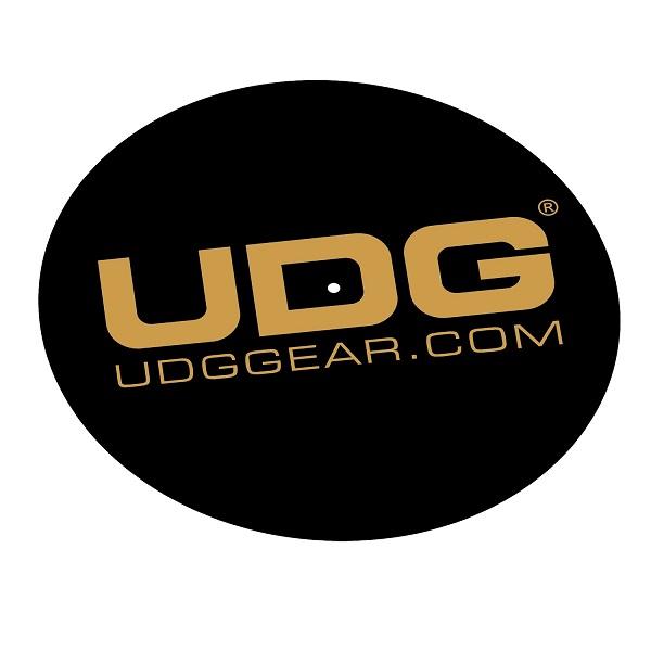 UDG Turntable Slipmat Set Black Golden
