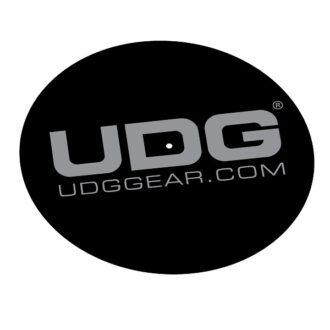 UDG Turntable Slipmat Set BlackSilver