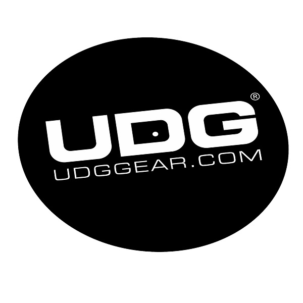 UDG Turntable Slipmat Set BlackWhite