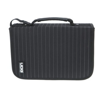 UDG Ultimate CD Wallet 100 BlackGrey Stripe_1