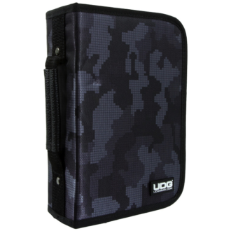UDG Ultimate CD Wallet 100 Camo Grey
