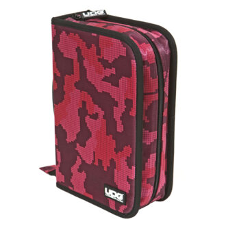 UDG Ultimate CD Wallet 100 Camo Pink_1