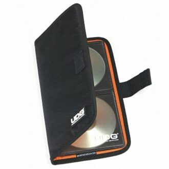 UDG Ultimate CD Wallet 24 BlackOrange inside