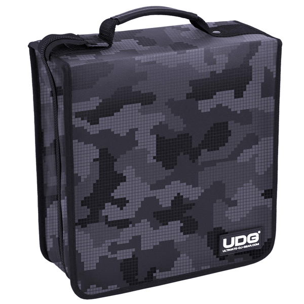 UDG Ultimate CD Wallet 280 Digital Camo Grey_1