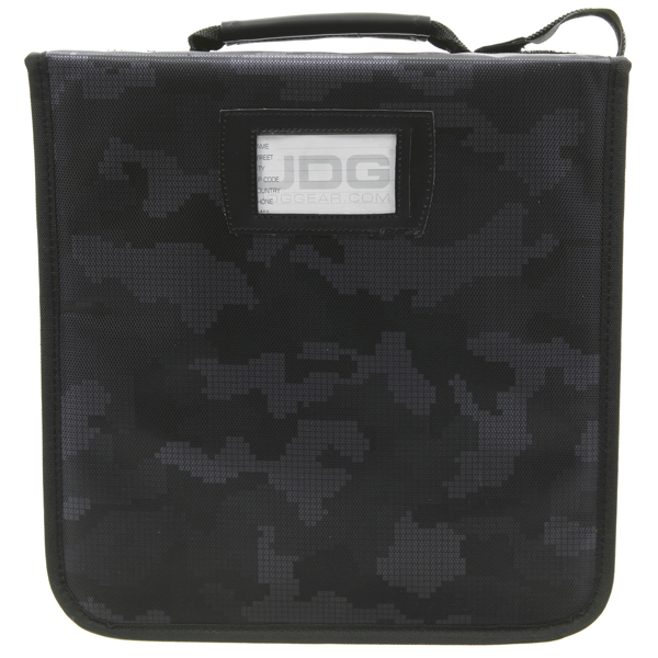 UDG Ultimate CD Wallet 280 Digital Camo Grey_2