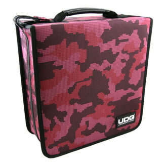 UDG Ultimate CD Wallet 280 Digital Camo Pink_1