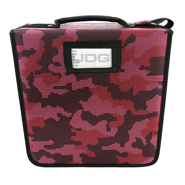 UDG Ultimate CD Wallet 280 Digital Camo Pink_3