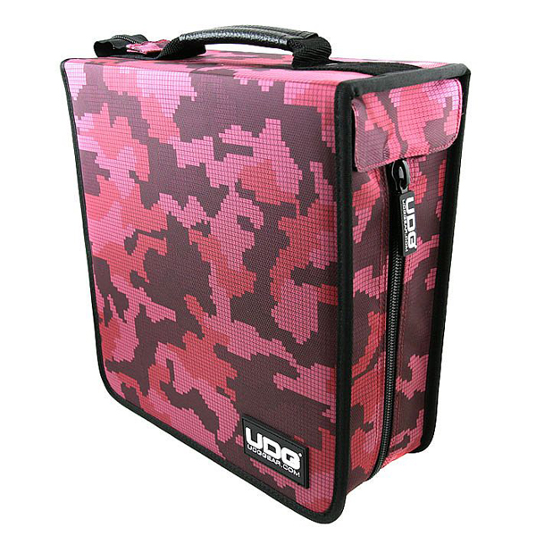 UDG Ultimate CD Wallet 280 Digital Camo Pink_4