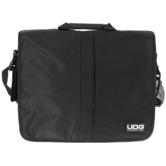 UDG Ultimate CourierBag DeLuxe 17 Black, Orange inside_1