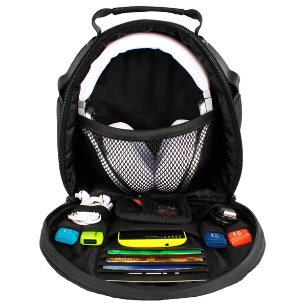 UDG Ultimate DIGI Headphone Bag Black_3