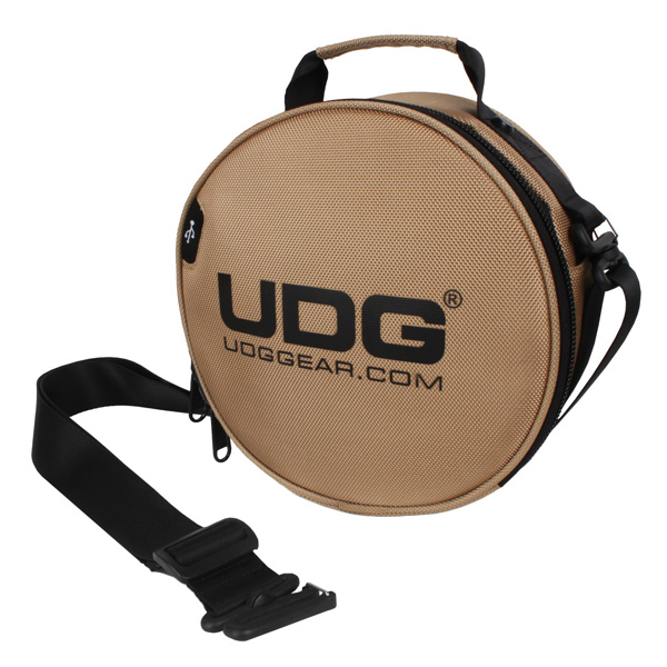 UDG Ultimate DIGI Headphone Bag Gold_2