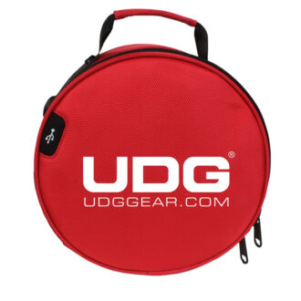 UDG Ultimate DIGI Headphone Bag Red_1