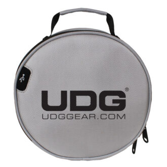 UDG Ultimate DIGI Headphone Bag Silver_1