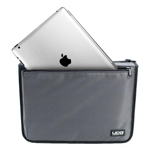 UDG Ultimate DIGI Wallet Large Steel GreyOrange inside_1
