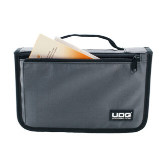 UDG Ultimate DIGI Wallet Small Steel Grey/Orange inside