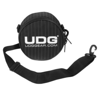 UDG Ultimate Headphone Bag BlackGrey Stripe_1