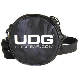 UDG Ultimate Headphone Bag Digital Camo Grey_1