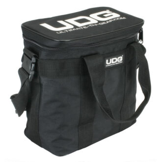 UDG Ultimate StarterBag BlackWhite Logo_1