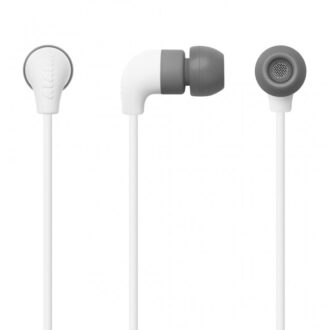 AIAIAI Pipe Earphone (white)-1