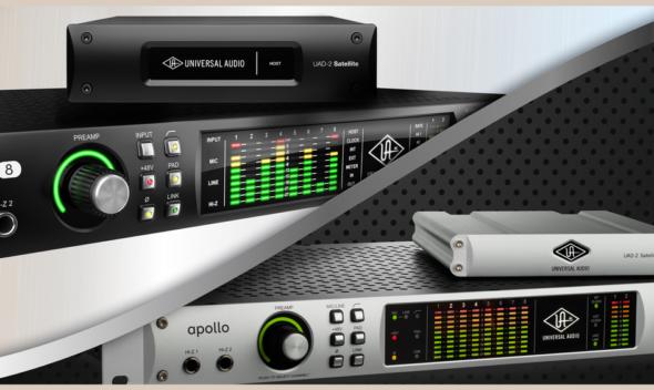 Universala audio