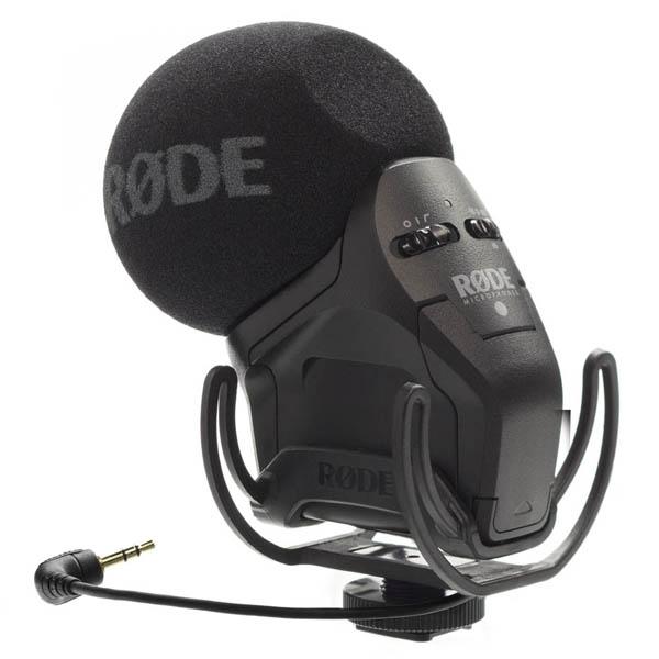 RODE Stereo VideoMic Pro Rycote-1