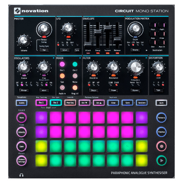 NOVATION Mono Station-1
