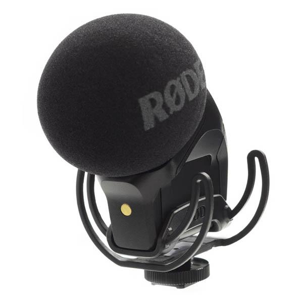 RODE Stereo VideoMic Pro Rycote-2