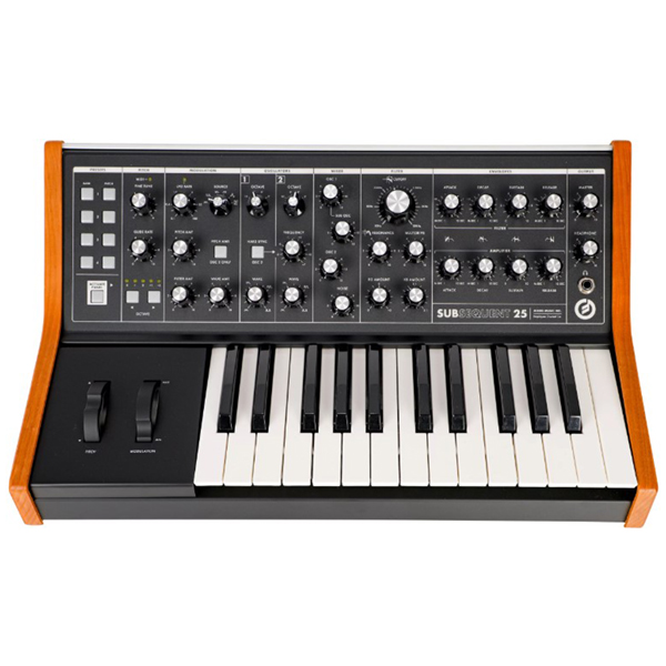 Moog Subsequent 25_1