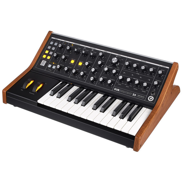 Moog Subsequent 25_2