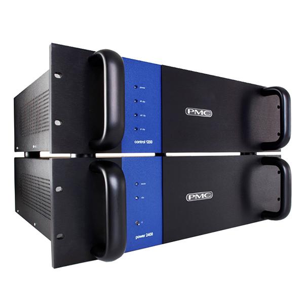 PMC 2400-1200 Amp front 3-4 wack