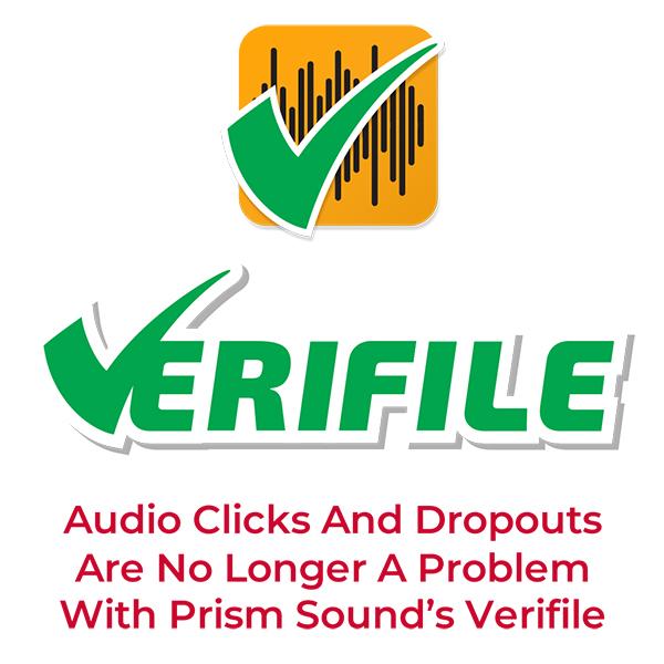 prism-sound-verifile